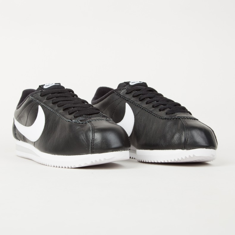 more photos ab8f8 6c52f Nike Classic Cortez Premium (Black/Neutral Grey/White)