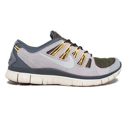 cheap for discount 125c9 4b42f Nike Free 5.0 EXT (Wolf Grey Pure Platinum-Dark Grey-Birch) - Consortium