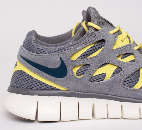 Nike Free Run 2 Armory Navy/White