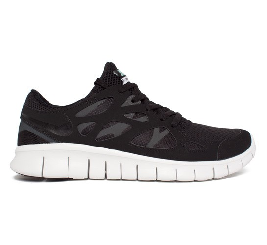 buy online 4cf72 d00ce Nike Free Run 2 EXT (Black Anthracite-Black) - Consortium.