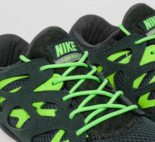 ebe1cfe92a08a Nike Free Run 2 (Vintage Green Mine Grey-Vintage Green-Flash Lime) -  Consortium.