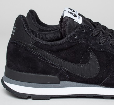 lowest price 0153f f4ef5 Nike Internationalist Leather. (Black Black-Dark Grey-White)
