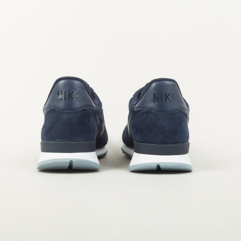 new style 5a124 5d636 Nike Internationalist Premium (ObsidianObsidian-White) - Con