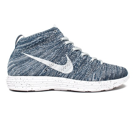 e0af89d75935 Nike Lunar Flyknit Chukka (Squadron Blue Pure Platinum-Obsidian-White) -  Consortium.