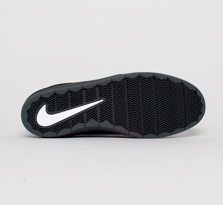 Nike Sb Måne Stefan Janoski Svart / Hvitt - Antrasitt Hjul vWYg2C