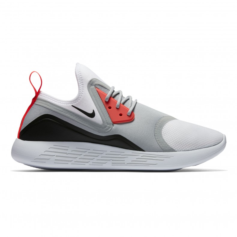 Nike Lunarcharge Essential Bn Wolf Grey Black White White