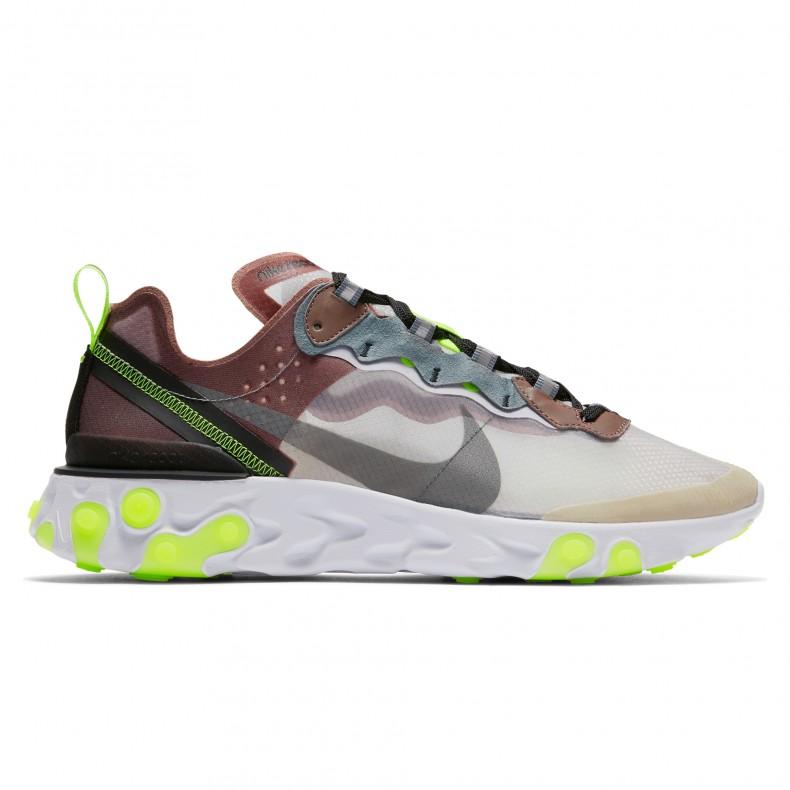 f506067db3a5 Nike React Element 87 (Desert Sand Cool Grey-Smokey Mauve) - AQ1090 ...