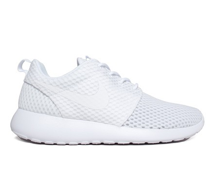 separation shoes 7a8ea 6cc7c ... discount code for nike roshe one br white white wolf grey consortium.  ea4c8 d65bb