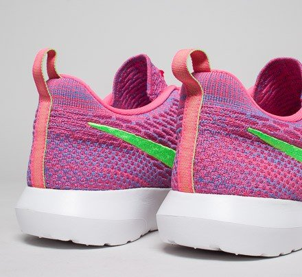78921e03a56c coupon for nike flyknit roshe run club pink 771e3 329fc