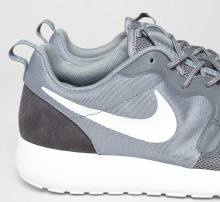 half off 8f2c3 82df2 Nike Rosherun Hyperfuse (Cool GreyWhite-Anthracite-Turbo Green) -  Consortium