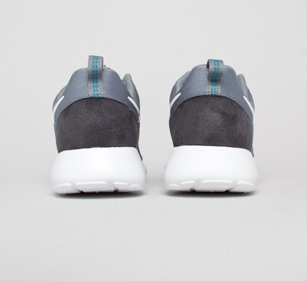 newest a36d6 e82a4 Nike Rosherun Hyperfuse. (Cool GreyWhite-Anthracite-Turbo Green)