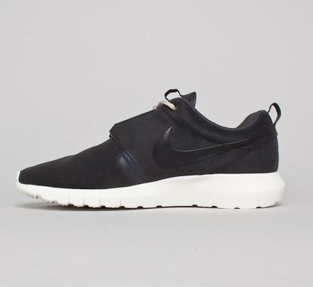 Nike Roshe Exécuter Nm Anthracite Noir Et Obus De Mortier