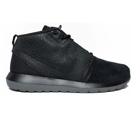 huge selection of 4340a 5c84a Nike Rosherun NM Sneakerboot SAF (Black Dark Grey-Anthracite-Black) -  Consortium