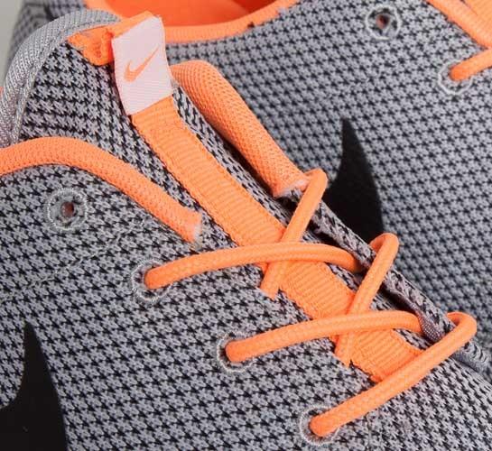 new styles c133c 2c3a2 Nike Rosherun. (Wolf Grey Black-Atomic Orange-White)