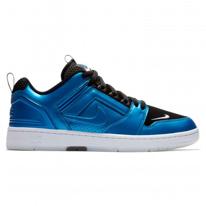 Air Ii Nike Blue Qsintl White 'rivals Pack' Black Force Blueintl Sb Low XuiPkOZ