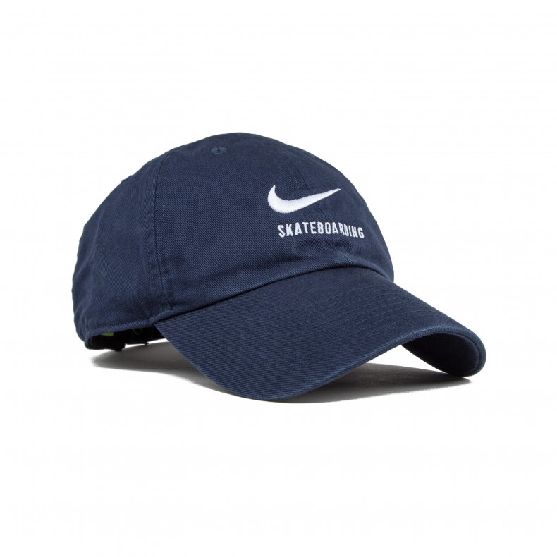 Nike SB Baseball Cap (Obisidian White) - Consortium. 7b33dce17fb