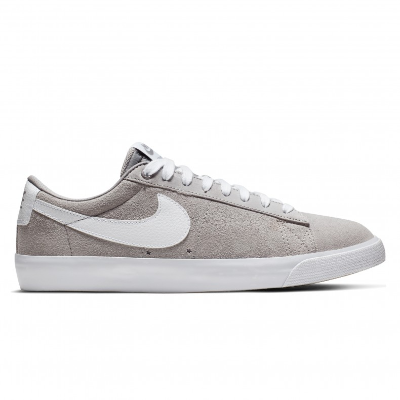 online retailer 036d1 d82d9 Nike SB Blazer Low Grant Taylor (Atmosphere Grey/White)