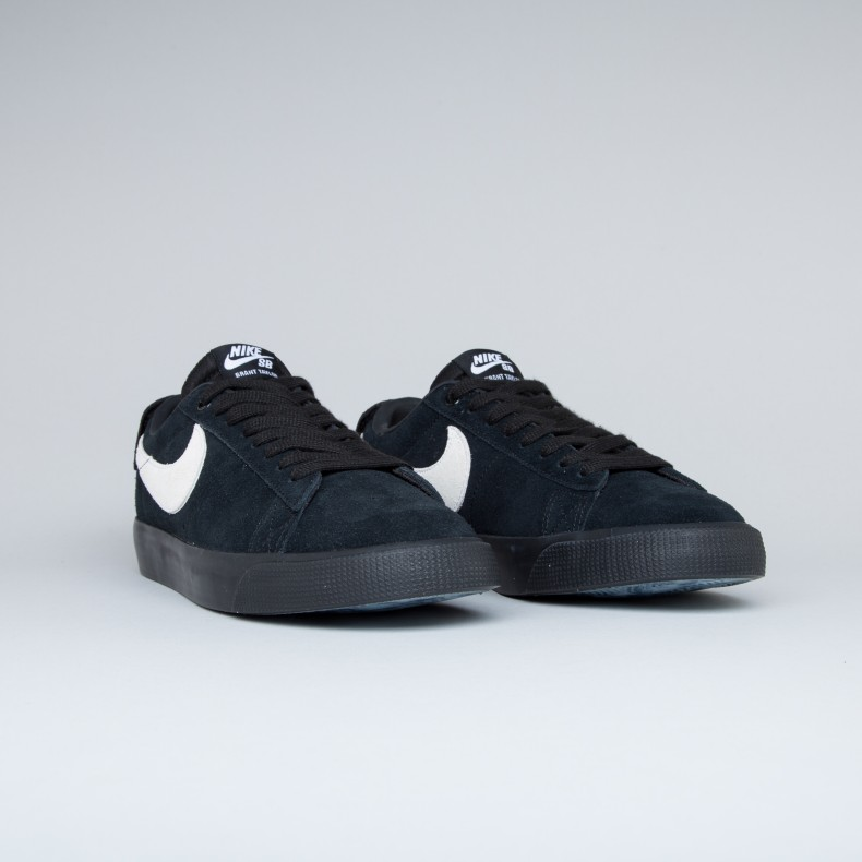 hot sale online d0ea8 154d1 Nike SB Blazer Low 'Grant Taylor' (Black/White-Black ...