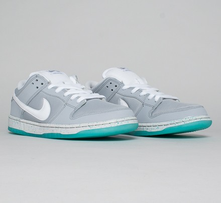 outlet store 8e0bb 0bf6e Nike SB Dunk Low Premium 'Marty McFly' QS (Wolf Grey/White ...