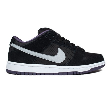 brand new 963b8 c236d Nike SB Dunk Low Pro. (BlackWolf Grey-Canyon Purple)