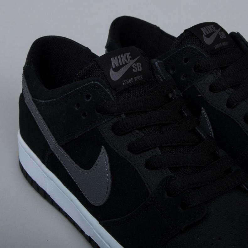 outlet store 1eddb ffd4e Nike SB Dunk Low Pro Ishod Wair. (Black Light Graphite-White)