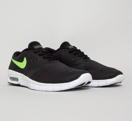 9ca92e90c33 Nike SB Eric Koston 2 Max (Black Flash Lime-White) - Consortium.