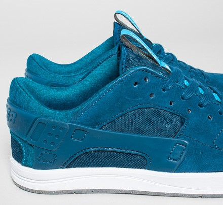 90280edbdbdb Nike SB Eric Koston Huarache (Blue Force Blue Lagoon-White ...