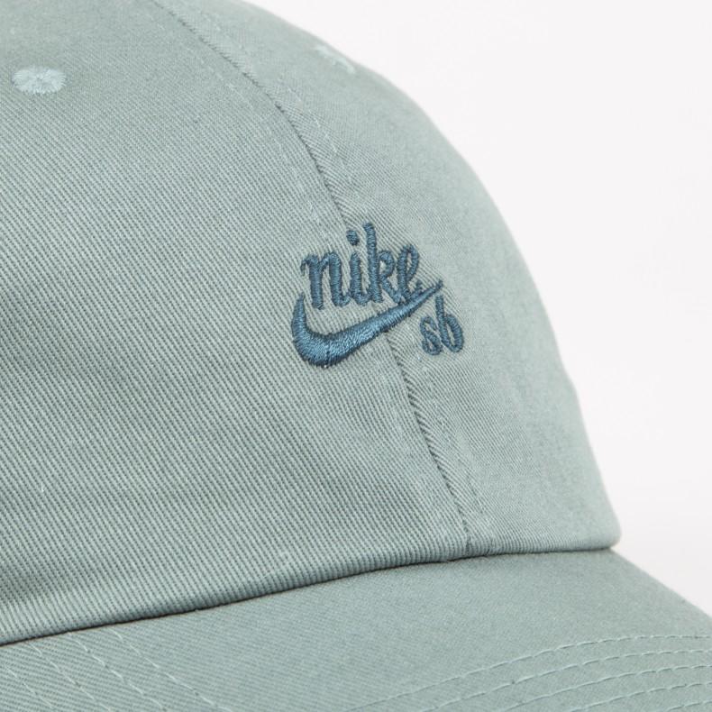 cfc658ed5 Nike SB H86 Cap (Clay Green/Deep Jungle) - Consortium.