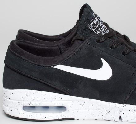 cheaper 1b6c9 d9d4a Nike SB Stefan Janoski Max L. (Black White)