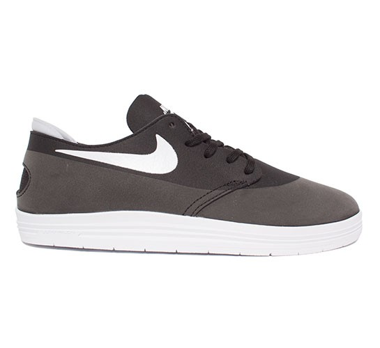 sale retailer 24589 86a91 Nike SB Lunar One Shot (Black White) - Consortium.