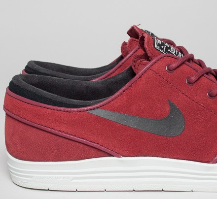 Nike Lunaire Stefan Rouge Janoski Noir iKBD6k