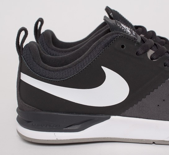 sale retailer 81ea9 bbb93 Nike SB Project BA. (Anthracite White-Medium Grey)