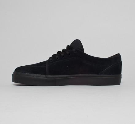 Nike Sb Satire Black Black Black Consortium
