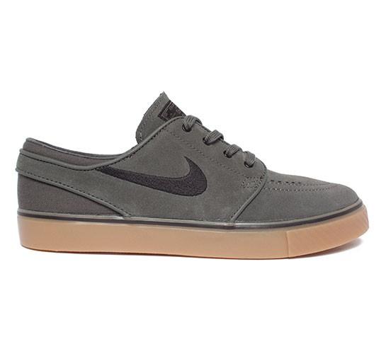 Nike SB Stefan Janoski (Dark Base GreyBlack Gum Light Brown