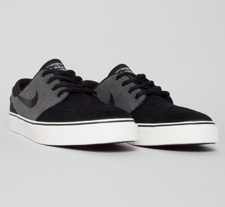 Nike Stefan Janoski Grey And Black