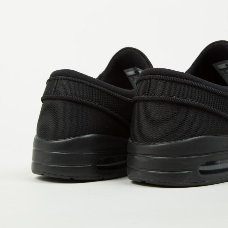 21eedefb161a Nike SB Stefan Janoski Max (Black Black-Anthracite-Black) - Consortium