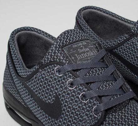 40b93665110 Nike SB Stefan Janoski Max (Dark Grey Black) - Consortium.