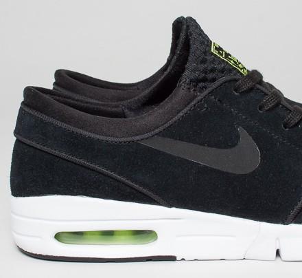 check out dfaaa 0f9b6 Nike SB Stefan Janoski Max L. (Black Black-Cyber-White)