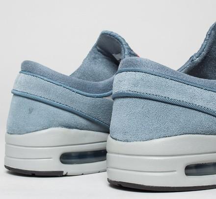 Nike SB Stefan Janoski Max L (Blue GraphiteMetallic Silver