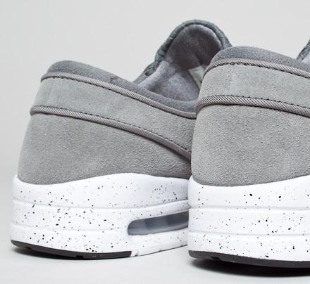 new arrival d0a22 53191 Nike SB Stefan Janoski Max L. (Cool Grey Black-White)