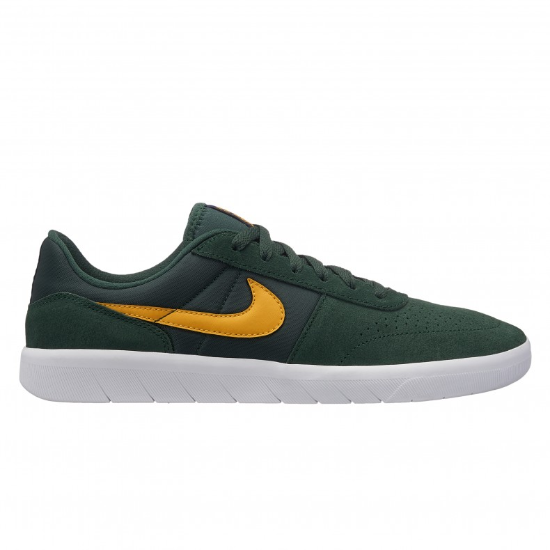 sale retailer 49e6f 2a219 Nike SB Team Classic. (Midnight Green Yellow Ochre-White)