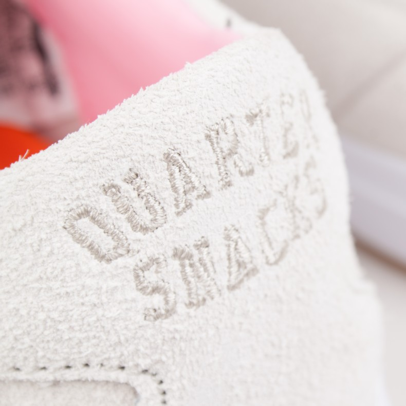 check out e8aec 33064 Nike SB x Quarter Snacks Hyperfeel Bruin QS. (Birch White-Space Pink)