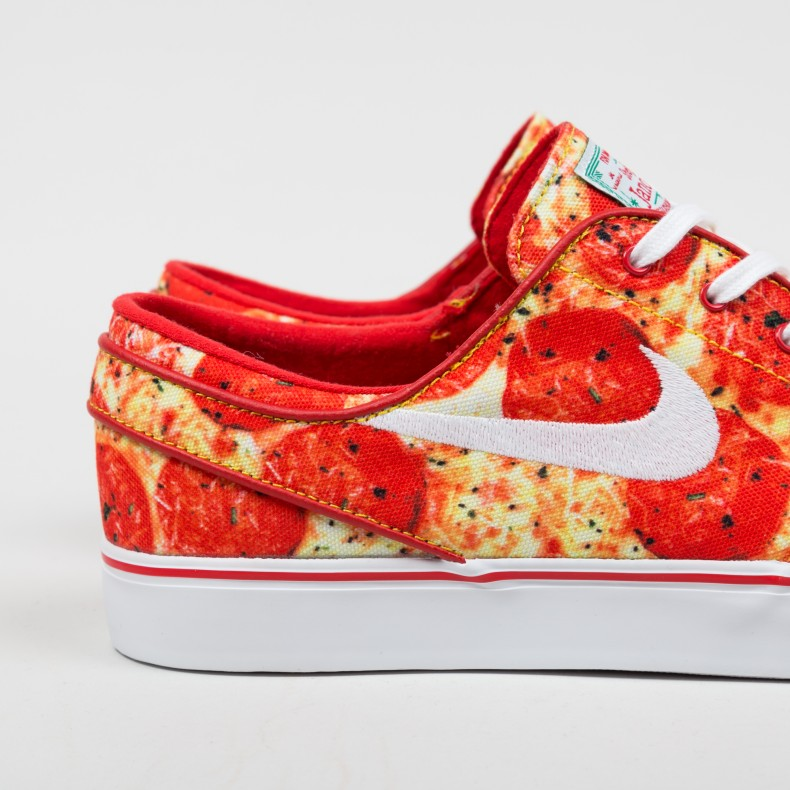 quality design d4229 89c80 Nike SB x Skate Mental Zoom Stefan Janoski Pepperoni Pizza QS