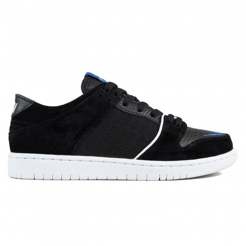 new arrival 0b2ae d0058 Nike SB x Soulland Dunk Low Pro Deconstructed FRI.Day 2.0 QS (Black/Game  Royal/White)