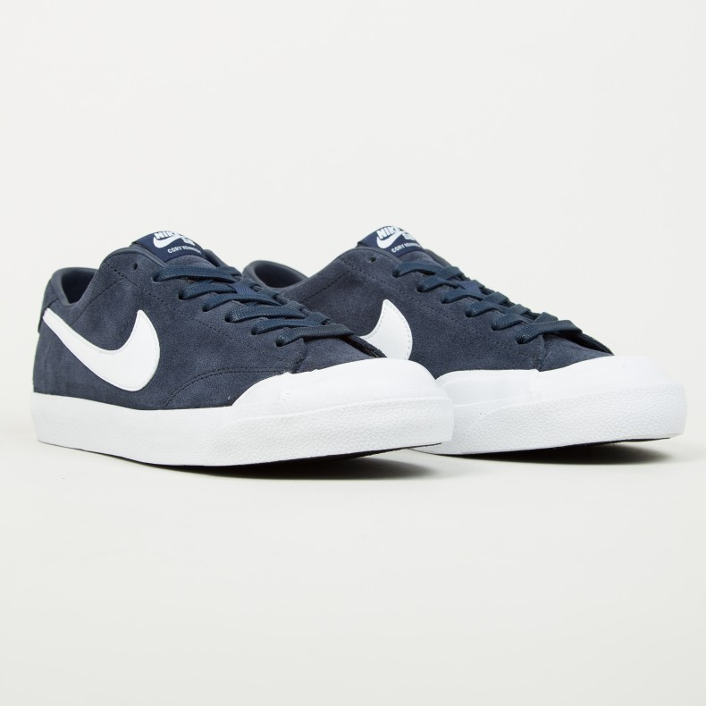 super popular 54587 f2247 Nike SB Zoom All Court  Cory Kennedy  (Obsidian White) - Consortium.