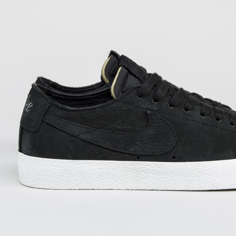 e3128a77b2d14 Nike SB Zoom Blazer Low Deconstructed (Black Black-Anthracite ...