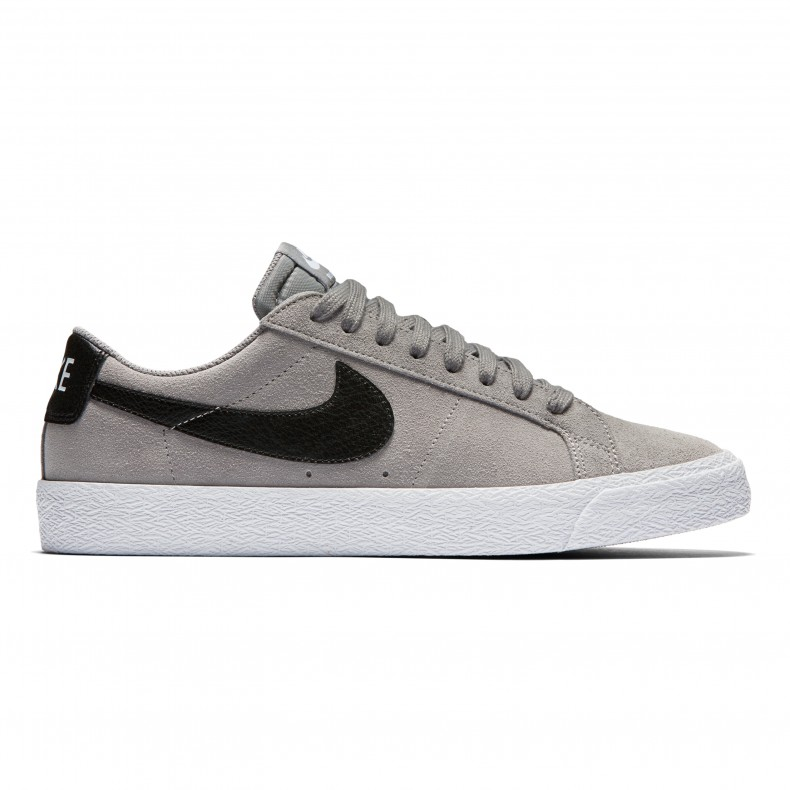 on sale 97f0b ff704 Nike SB Zoom Blazer Low (Dust/Black-White-Gum Light Brown ...