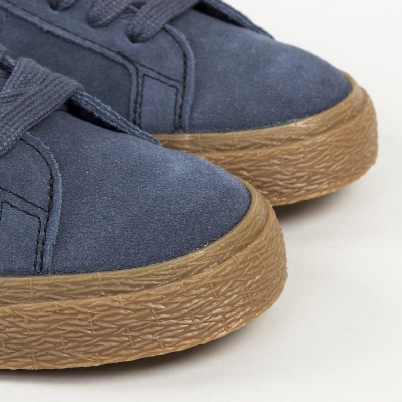 057a3e7c6979 Nike SB Zoom Blazer Low (Thunder Blue Thunder Blue-Gum Med Brown ...