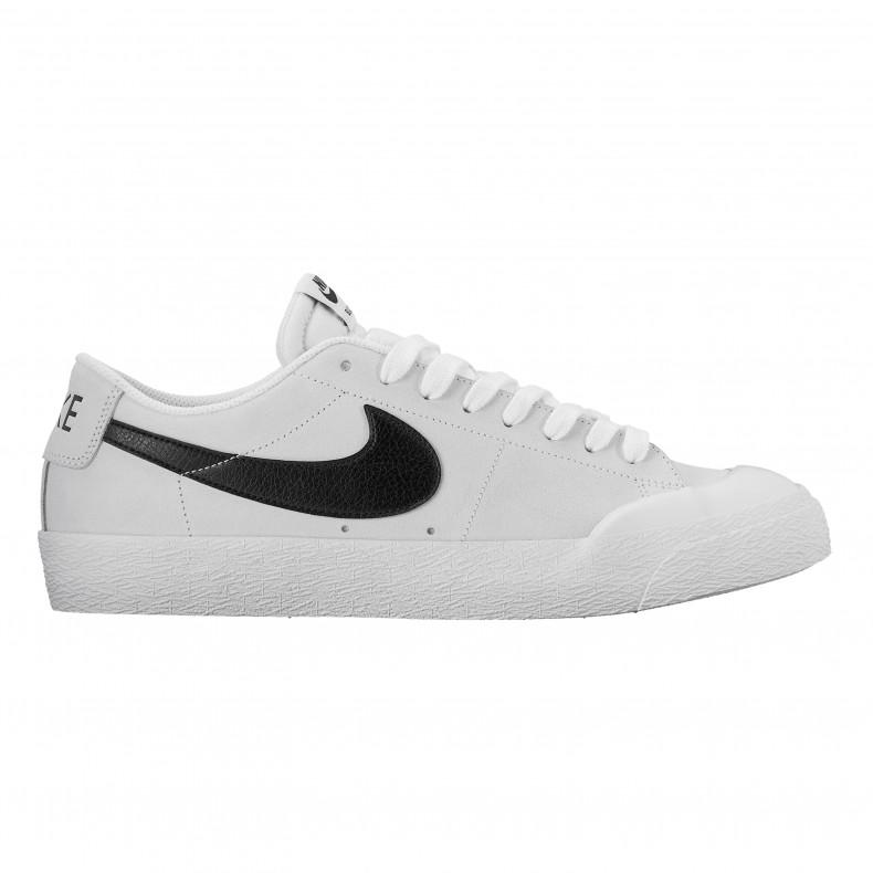 7a66a7e55e51 Nike SB Zoom Blazer Low XT (Summit White Black-White-Gum Light Brown) -  Consortium.