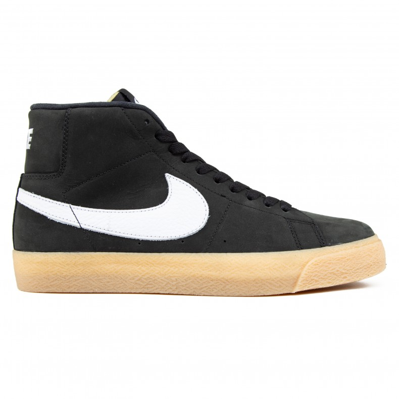 brand new 49503 1920a Nike SB Zoom Blazer Mid ISO  Orange Label  (Black White-Safety Orange) -  CD2569-018 - Consortium